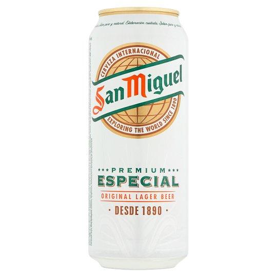 San Miguel prémium világos sör 5,4% 50 cl
