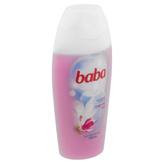 Baba Pampering Shower Gel with Magnolia Scent 400 ml