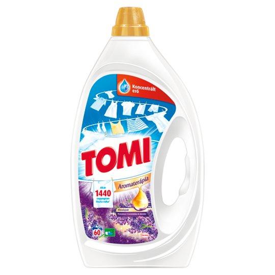 Tomi Aromaterápia Essential Oils Provence Lavender and Jasmine Liquid Detergent 60 Washes 3 l