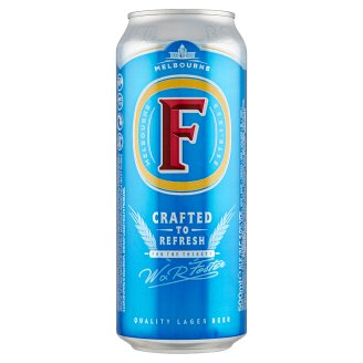 Foster's Lager Beer 5% 0,5 l
