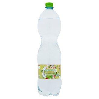 Tesco Aquafruct Vita alma-guava ízű szénsavas üdítőital cukorral és édesítőszerekkel 1,5 l