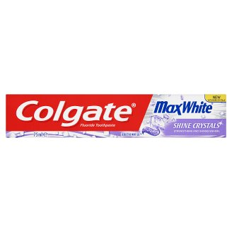 Colgate Max White Shine Crystals Toothpaste 75 ml