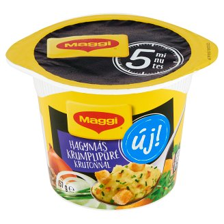 Maggi Onion Potato Puree with Crouton 57 g