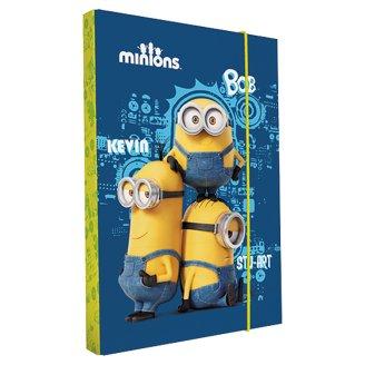 Minions A/4 Notebook Box