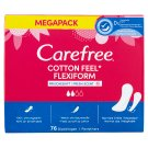 Carefree Flexiform Fresh Scent Pantyliners 76 pcs