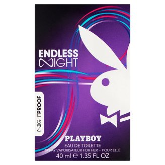 Playboy Endless Night EDT Perfume for Her 40 ml