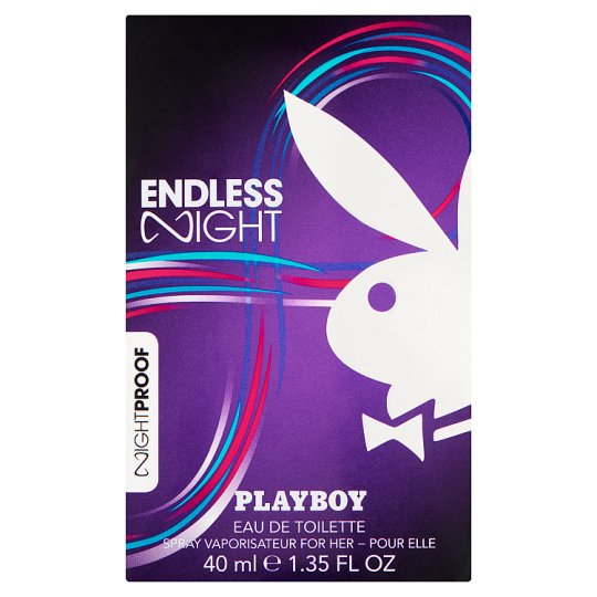 Playboy Endless Night EDT női parfüm 40 ml