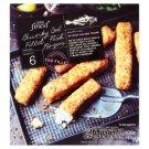 Tesco Quick-Frozen Cod Fillets in Crunchy Breadcrumbs 400 g