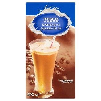 Tesco UHT jegeskávé ízű ital 500 ml