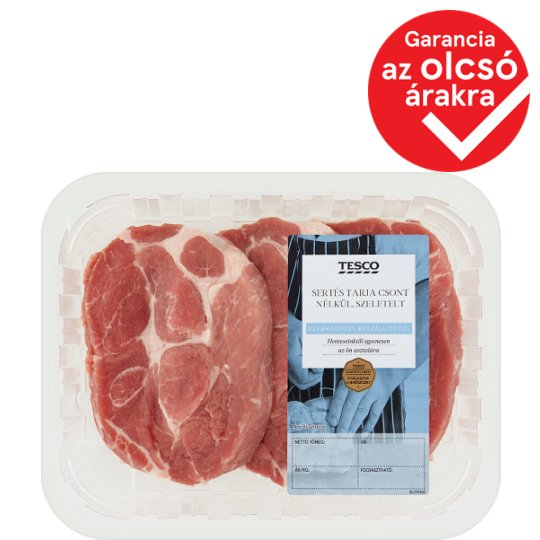 Tesco Sliced Pork Spare Ribs without Bones 400 g