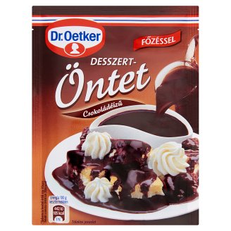 Dr. Oetker Chocolate Flavoured Dressing Powder 35 g