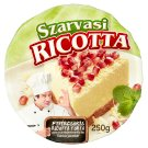 Szarvasi Ricotta Semi-Fat Cheese 250 g