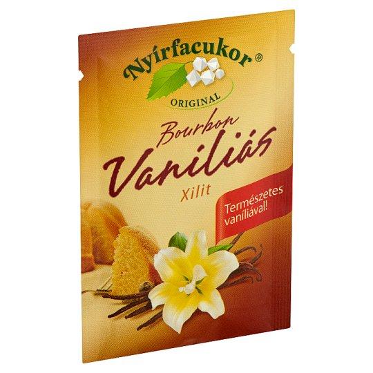 Nyírfacukor Original Bourbon vaníliás xilit 10 g