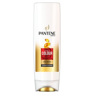 Pantene Pro-V Conditioner Lively Color For Colored Hair 300ML