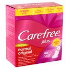 Carefree Plus Normal Original Pantyliners with Fresh Scent 56 pcs