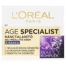L'Oréal Paris Age Specialist 55+ ránctalanító helyreállító éjszakai krém 50 ml