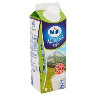 Milli Unflavoured Kaukázusi Kefir Cultured Milk Product 450 g