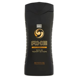 AXE Gold Temptation tusfürdő 400 ml