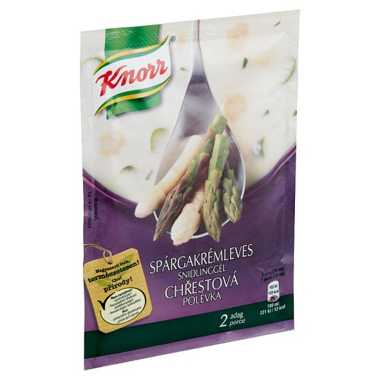 Knorr Asparagus Cream Soup with Chives 55 g