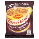 Maggi Forró Bögre Meaty-Spicy Flavoured Noodles 59,2 g