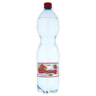 Tesco Aquafruct energiamentes málna ízű szénsavas üdítőital édesítőszerekkel 1,5 l