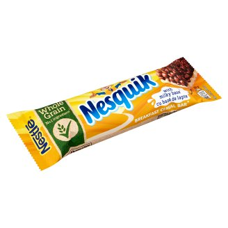 Nestlé Nesquik Cocoa Cereal Bar with Milk Coating 25 g