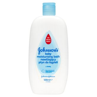 Johnson's Baby hidratáló fürdető 500 ml
