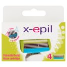 X-Epil Razor Cartridge 4 pcs