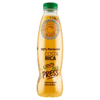 RIO FRESH Costa Rica 100% narancslé 750 ml