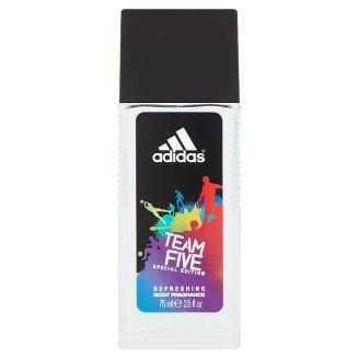 adidas Team Five Refreshing Body Fragrance for Men 75 ml