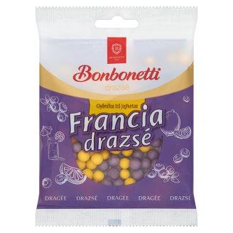 Bonbonetti gyümölcs ízű joghurtos francia drazsé 70 g