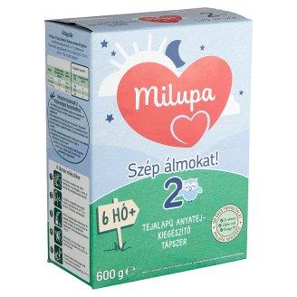 Milupa 2 Szép álmokat! Milk-Based Breast-Milk Supplement 6+ Months 600 g