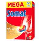 Somat Gold auto Dishwashing Tabs 60 pcs