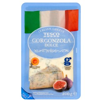 Tesco Gorgonzola Dolce Italian Cheese 200 g