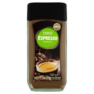 Tesco Espresso Instant Coffee 100 g