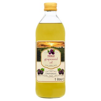 Tesco Grapeseed Oil 1 l