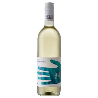 Skizo Irsai száraz fehérbor 11,5% 0,75 l