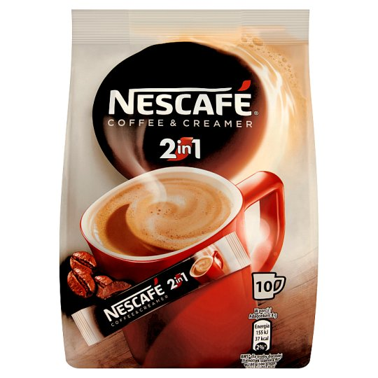 Nescafé 2in1 Instant Coffee Speciality 10 pcs 80 g