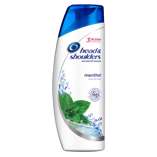 Head & Shoulders Menthol Korpásodás Elleni Sampon 90 ml