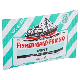 Fisherman's Friend Sugar-Free Mint Flavour Lozenges 25 g