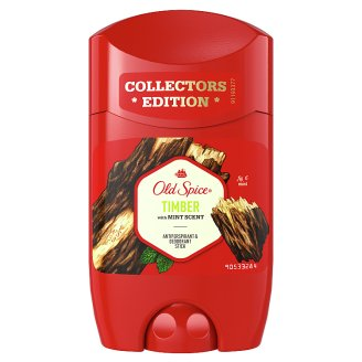 Old Spice Timber With Mint Anti-Perspirant & Deodorant Stick Men 50 Ml
