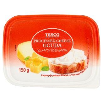 Tesco gouda sajtos, zsíros, kenhető, ömlesztett sajtkészítmény 150 g