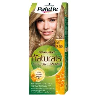 Schwarzkopf Palette Permanent Naturals Color Creme Hair Colorant 9-65 Ash Blond (265)