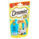 Dreamies Mix Complementary Pet Food for 8 Weeks+ Cats with Salmon and Cheese 60 g
