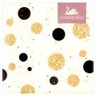 Harmony szalvéták 3 rétegű 33 x 33 cm 20 db
