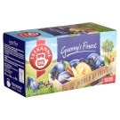 Teekanne World Of Fruits Granny's Finest Elder, Vanilla & Plum Flavoured Fruit Tea 20 Tea Bags 50 g
