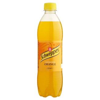 Schweppes Low Energy Orange Carbonated Soft Drink 0,5 l
