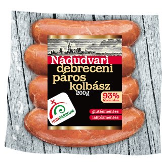 Nádudvari Debreceni Sausages 200 g