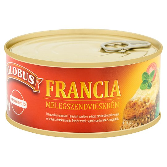Globus French Style Hot Sandwich Cream 290 g