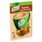 Knorr Cup a Soup Mushroom Soup with Croutons 15 g